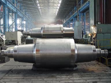 Rolling Mill Forged Rolls