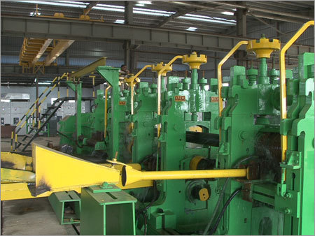 Turnkey Rolling Mill Machine